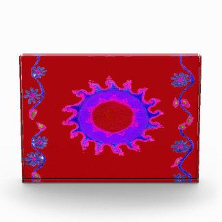 Indian Motif Mendi Art
