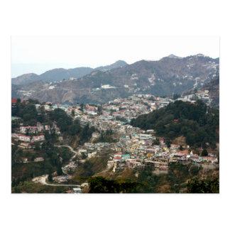 Indian Mountain Village Postcard