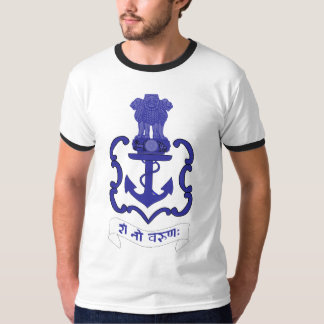 Indian Navy crest, India T-Shirt