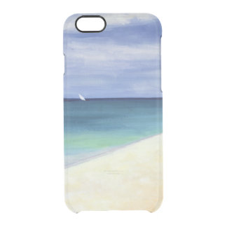 Indian Ocean II 1995 Clear iPhone 6/6S Case