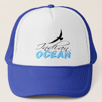 Indian Ocean Trucker Hat