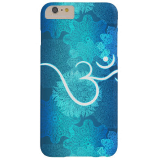 Indian ornament pattern with ohm symbol barely there iPhone 6 plus case