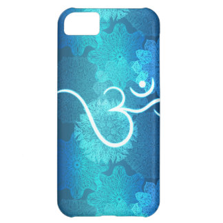 Indian ornament pattern with ohm symbol Case-Mate iPhone case