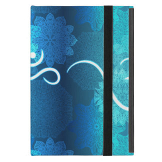 Indian ornament pattern with ohm symbol cover for iPad mini