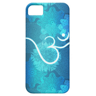 Indian ornament pattern with ohm symbol iPhone 5 cover