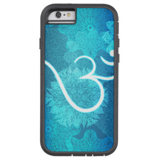 Indian ornament pattern with ohm symbol tough xtreme iPhone 6 case