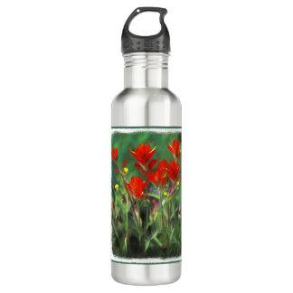 Indian Paintbrush 710 Ml Water Bottle