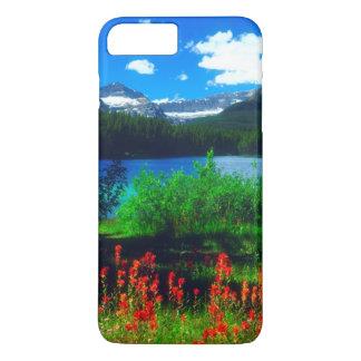 Indian Paintbrush Wildflowers iPhone 7 Plus Case