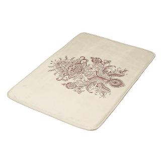 Indian Paisley - Bath Mat
