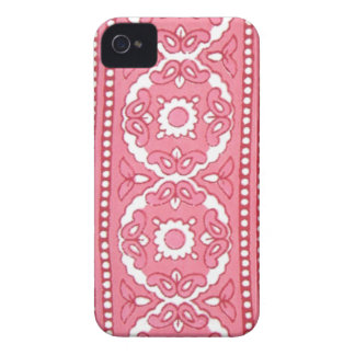 Indian Print iPhone Case Case-Mate iPhone 4 Cases