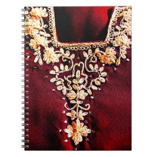 Indian Salwar Kameez Notebook
