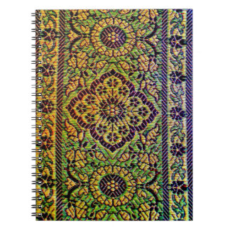 Indian Sari Design Notebooks