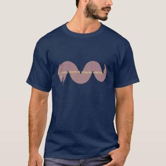 Indian serpent with sanskrit T-Shirt