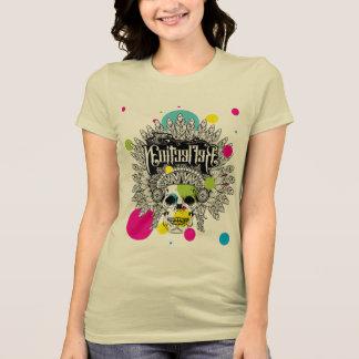 Indian Skull Ball's T-Shirt