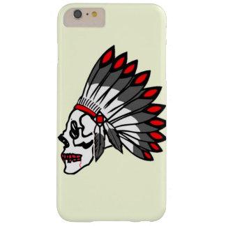 indian skull design iphone-7 iphone-6/6s case