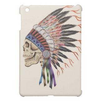Indian Skull iPad mini case