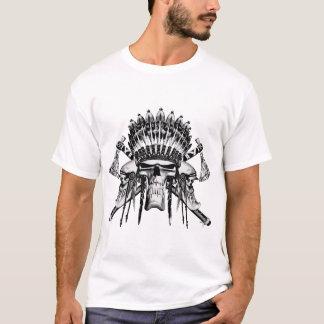 Indian Skulls T-Shirt