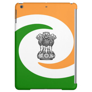 Indian spiral flag cover for iPad air