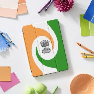 Indian spiral flag iPad air cover