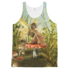 Indian Summer Fairy All-Over Print Tank Top