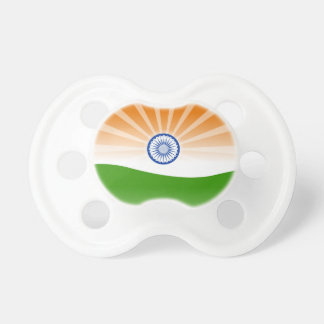 Indian sun baby pacifier