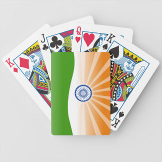 Indian sun bicycle playing cards
