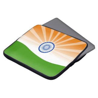 """""""Indian"""" sun Laptop Sleeve"""