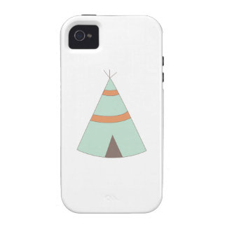 Indian Teepee Case-Mate iPhone 4 Case