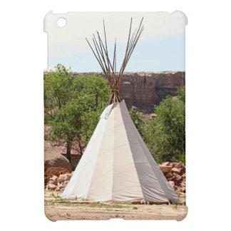 Indian teepee, pioneer village, Utah iPad Mini Cover