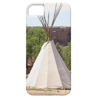 Indian teepee, pioneer village, Utah iPhone 5 Cases