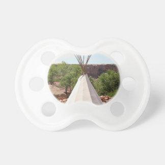 Indian teepee, pioneer village, Utah Pacifier