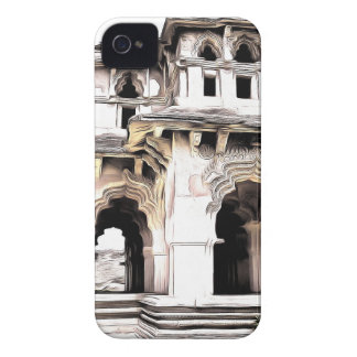 Indian Temple iPhone 4 Cases