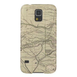 Indian Territory, North Texas, New Mexico Galaxy S5 Case