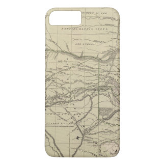 Indian Territory, North Texas, New Mexico iPhone 7 Plus Case