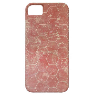 Indian Tile Phone Case, Red Case For The iPhone 5