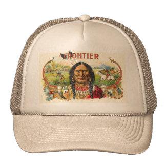 Indian Tobacco Label Trucker Hat