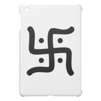 indian traditional hindu swastika symbol religion case for the iPad mini