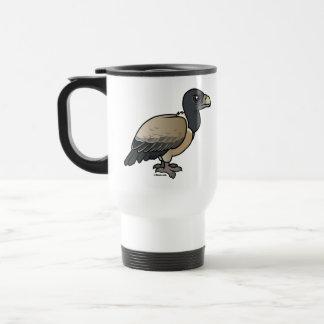 Indian Vulture Travel Mug