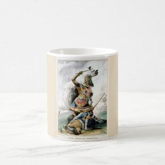 Indian Warrior Coffee Mug