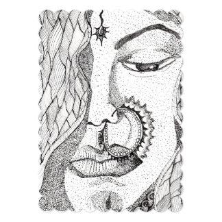 Indian Wedding- Blank Invitations
