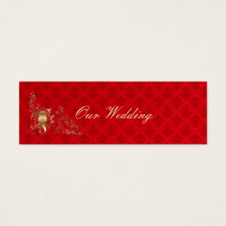 Indian Wedding - Wedding Homepage Card