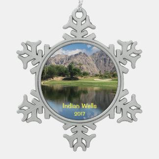 Indian Wells Ornament