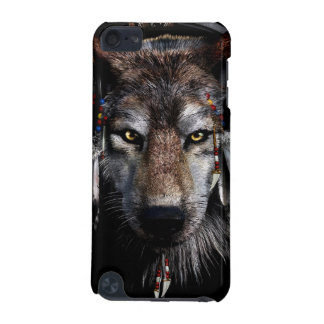 Indian wolf - gray wolf iPod touch (5th generation) case