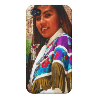 Indian Woman 1 iPhone Case Case For The iPhone 4
