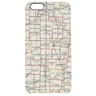 Indiana 2 clear iPhone 6 plus case