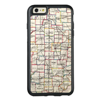 Indiana 2 OtterBox iPhone 6/6s plus case