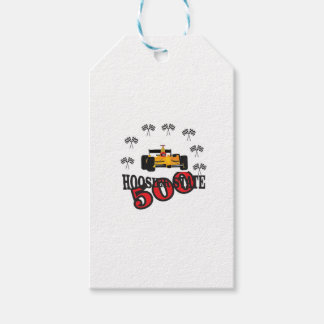 Indiana baby gift tags