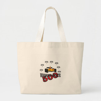 Indiana baby large tote bag