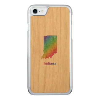 Indiana Carved iPhone 7 Case