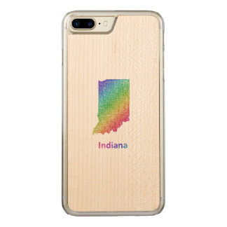 Indiana Carved iPhone 7 Plus Case